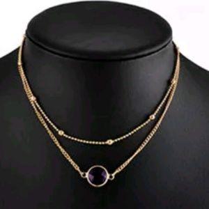Jewelry - 🎀3/$22🎀 Layered Choker Necklace